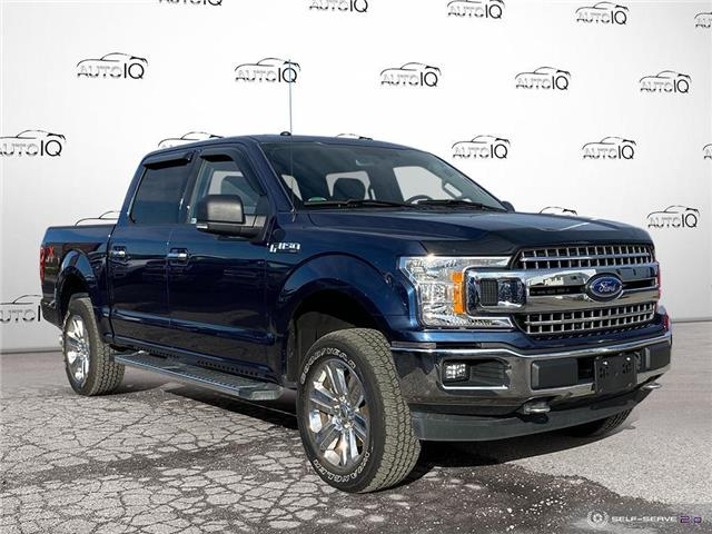 2018 Ford F-150 XLT (Stk: T0605A) in St. Thomas - Image 1 of 27