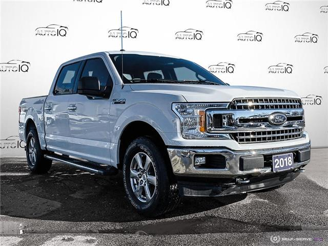 2018 Ford F-150 XLT (Stk: T0685A) in St. Thomas - Image 1 of 29