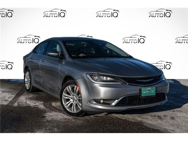 2015 Chrysler 200 Limited (Stk: 27797AU) in Barrie - Image 1 of 23