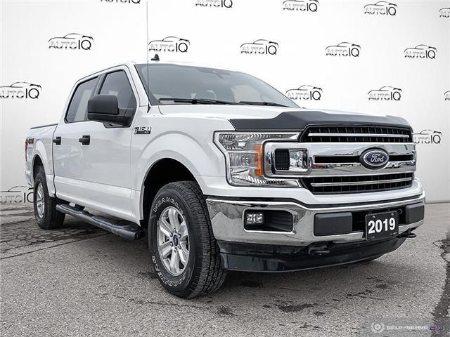 2019 Ford F-150 XLT (Stk: T0672A) in St. Thomas - Image 1 of 28