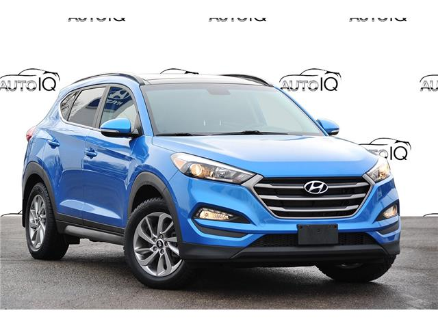 2016 Hyundai Tucson Luxury (Stk: OP4058) in Kitchener - Image 1 of 20