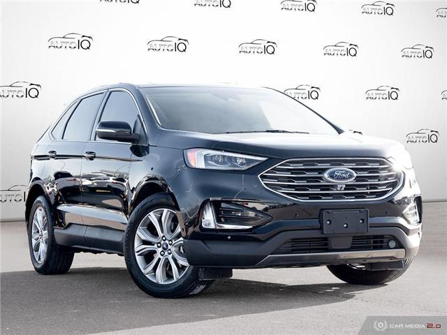 2019 Ford Edge Titanium (Stk: D0T929A) in Oakville - Image 1 of 28