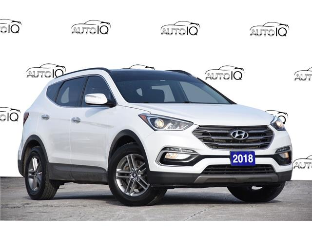 2018 Hyundai Santa Fe Sport 2.4 SE (Stk: 59292A) in Kitchener - Image 1 of 21