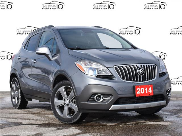 2014 Buick Encore Leather (Stk: 21B139A) in Tillsonburg - Image 1 of 27