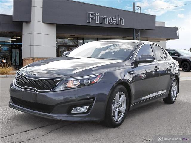 2014 Kia Optima LX (Stk: 99525) in London - Image 1 of 24