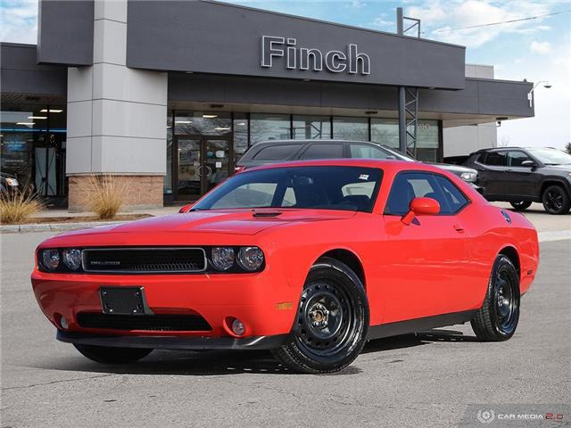 2014 Dodge Challenger SXT (Stk: 100445) in London - Image 1 of 27