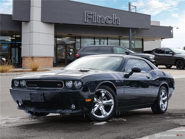 2014 Dodge Challenger R/T (Stk: 100610) in London - Image 1 of 27