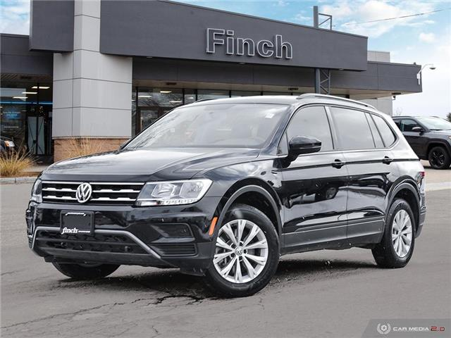 2020 Volkswagen Tiguan Trendline (Stk: 100774) in London - Image 1 of 27