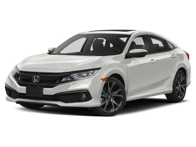 2021 Honda Civic Sport (Stk: H28502) in London - Image 1 of 9