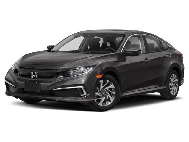 2021 Honda Civic EX (Stk: H28518) in London - Image 1 of 9