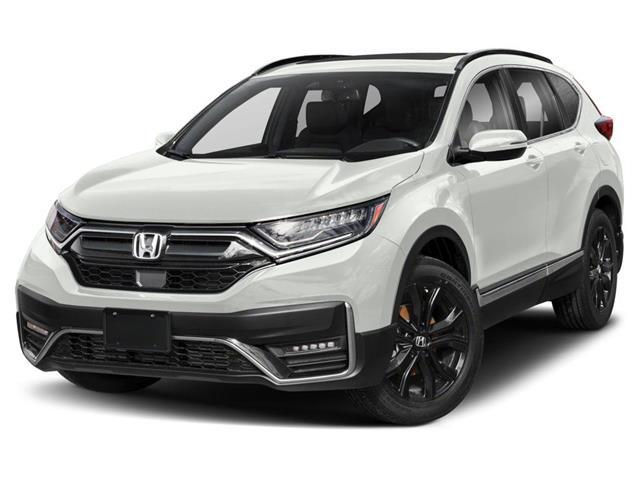 2021 Honda CR-V Black Edition (Stk: H28545) in London - Image 1 of 9