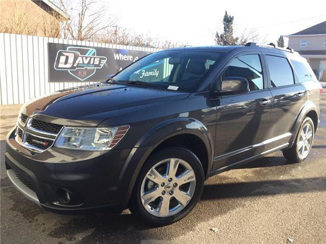 2018 Dodge Journey GT (Stk: 11707) in Fort Macleod - Image 1 of 24
