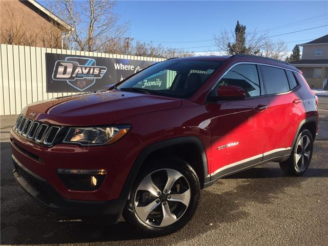2018 Jeep Compass North (Stk: 11653) in Fort Macleod - Image 1 of 22