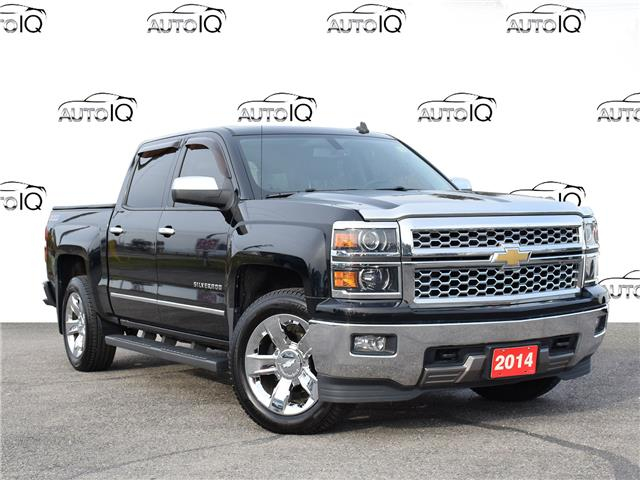 2014 Chevrolet Silverado 1500 2LZ (Stk: 20G379A) in Tillsonburg - Image 1 of 27