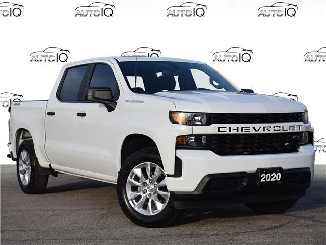 2020 Chevrolet Silverado 1500 Silverado Custom (Stk: 21C29A) in Tillsonburg - Image 1 of 23