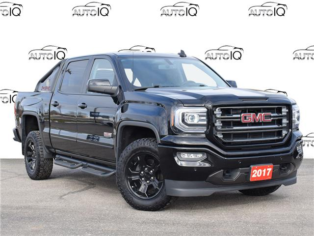 2017 GMC Sierra 1500 SLT (Stk: 21G97A) in Tillsonburg - Image 1 of 28