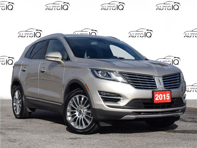 2015 Lincoln MKC Base (Stk: 21C127B) in Tillsonburg - Image 1 of 29