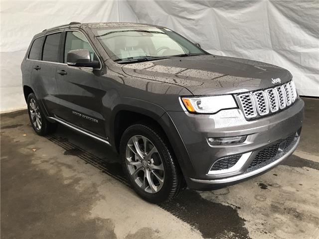 2021 Jeep Grand Cherokee Summit (Stk: 211030) in Thunder Bay - Image 1 of 24