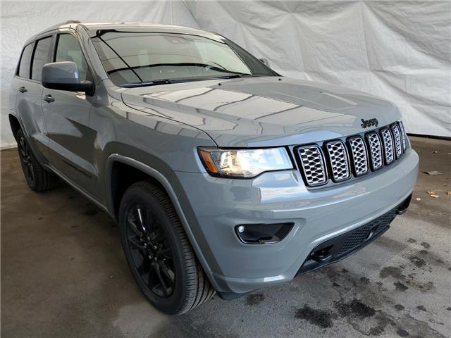 2021 Jeep Grand Cherokee Laredo (Stk: 211057) in Thunder Bay - Image 1 of 15