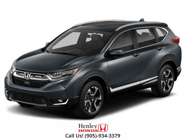 2018 Honda CR-V Touring (Stk: H16653) in St. Catharines - Image 1 of 1