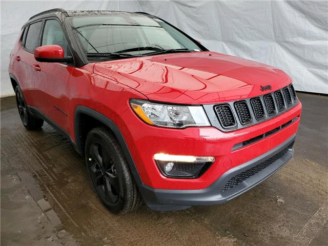 2021 Jeep Compass Altitude (Stk: 211136) in Thunder Bay - Image 1 of 13