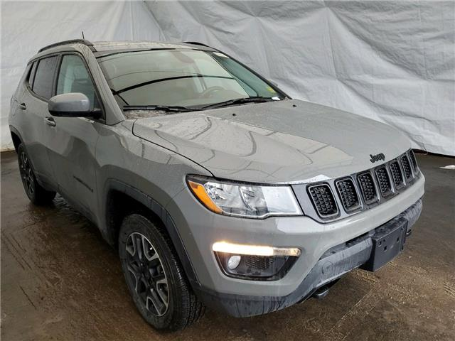 2021 Jeep Compass Sport (Stk: 211117) in Thunder Bay - Image 1 of 16