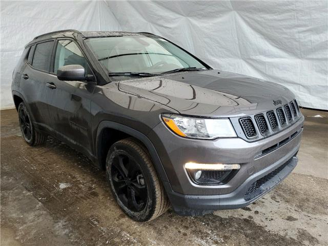 2021 Jeep Compass Altitude (Stk: 211143) in Thunder Bay - Image 1 of 13
