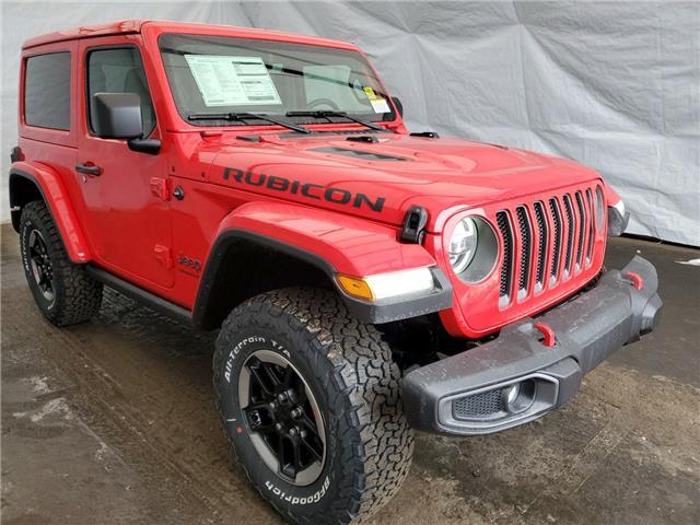 2021 Jeep Wrangler Rubicon (Stk: 211140) in Thunder Bay - Image 1 of 12