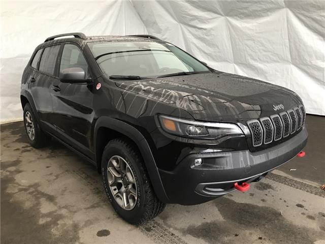 2021 Jeep Cherokee Trailhawk (Stk: 211040) in Thunder Bay - Image 1 of 20