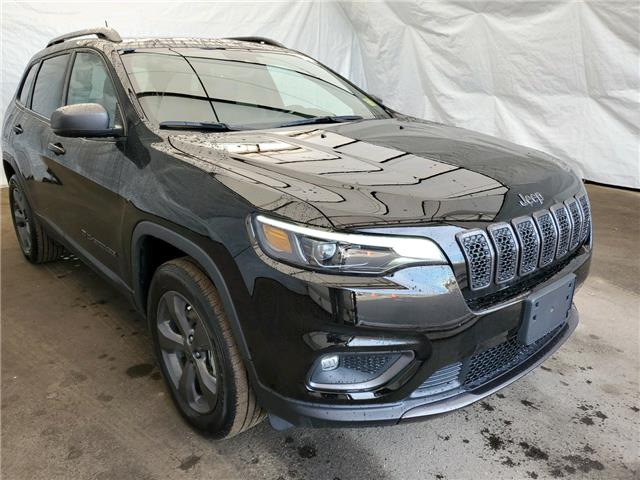 2021 Jeep Cherokee North (Stk: 211081) in Thunder Bay - Image 1 of 16