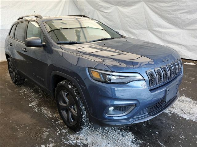 2021 Jeep Cherokee North (Stk: 211095) in Thunder Bay - Image 1 of 15