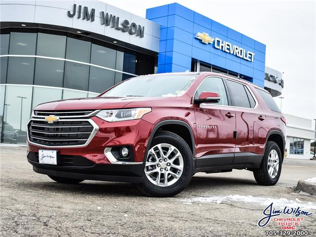 2021 Chevrolet Traverse LT Cloth (Stk: 2021190) in Orillia - Image 1 of 29