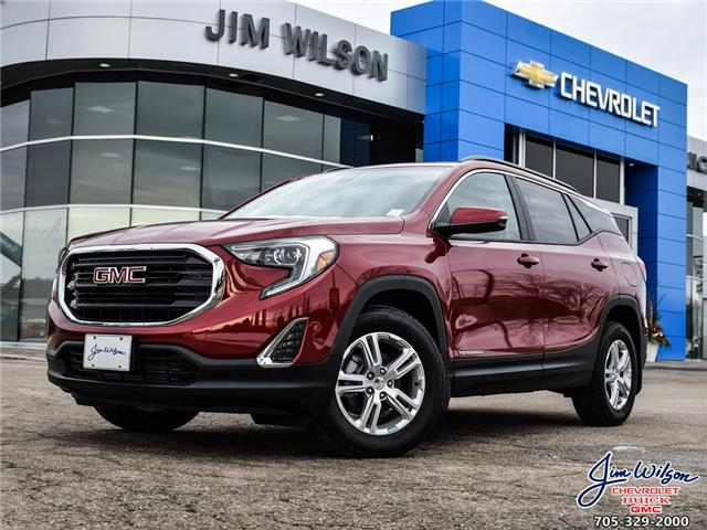 2021 GMC Terrain SLE (Stk: 2021197) in Orillia - Image 1 of 29