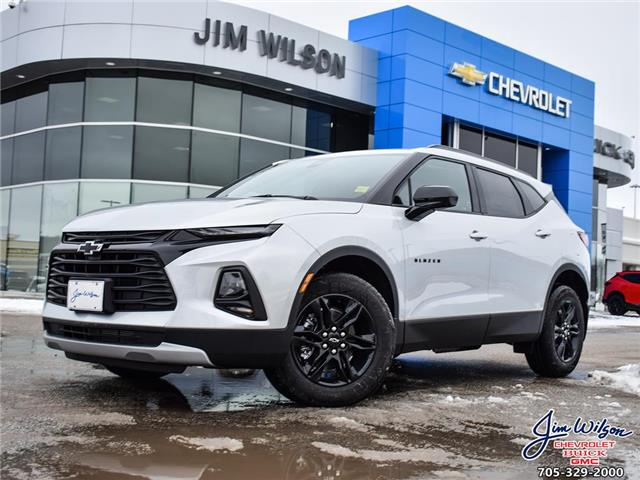 2021 Chevrolet Blazer LT (Stk: 2021233) in Orillia - Image 1 of 28