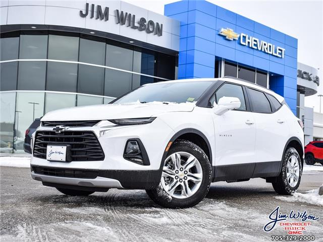 2021 Chevrolet Blazer True North (Stk: 2021230) in Orillia - Image 1 of 29