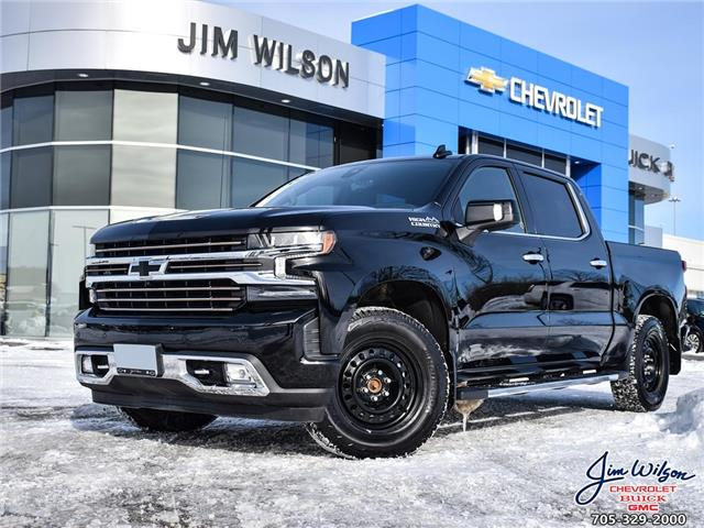 2021 Chevrolet Silverado 1500 High Country (Stk: 2021201) in Orillia - Image 1 of 30