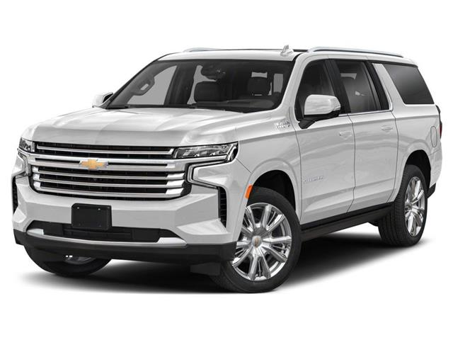 2021 Chevrolet Suburban High Country (Stk: 2021349) in Orillia - Image 1 of 9