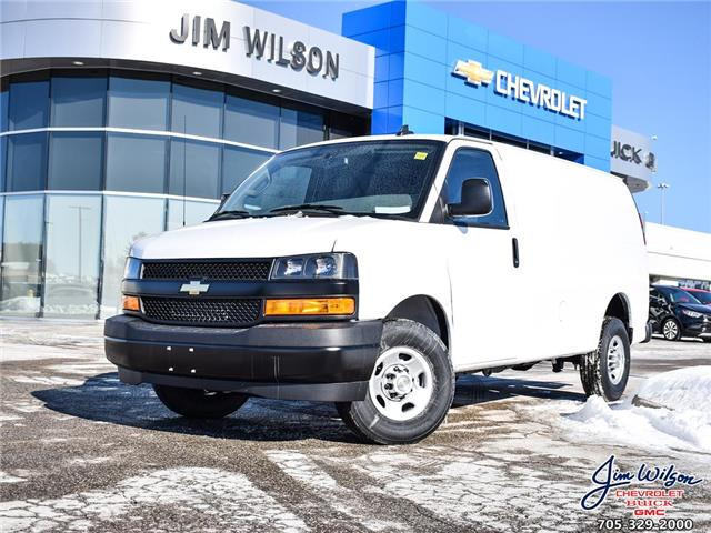 2021 Chevrolet Express 2500 Work Van (Stk: 2021259) in Orillia - Image 1 of 23