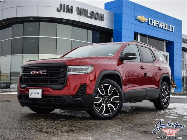 2021 GMC Acadia SLE (Stk: 2021376) in Orillia - Image 1 of 29