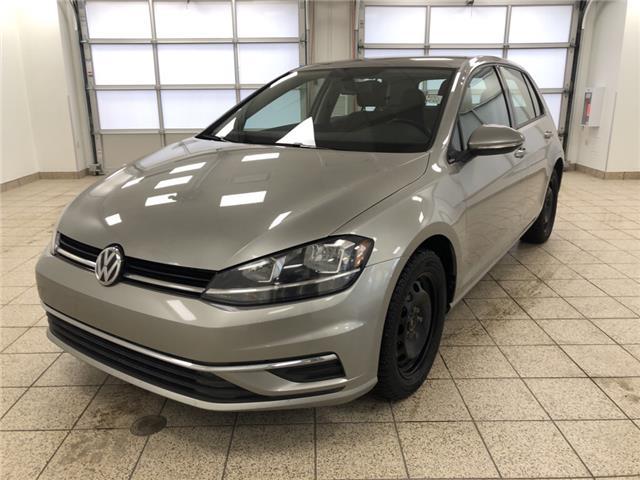 2018 Volkswagen Golf 1.8 TSI Comfortline (Stk: 210062A) in Cochrane - Image 1 of 30
