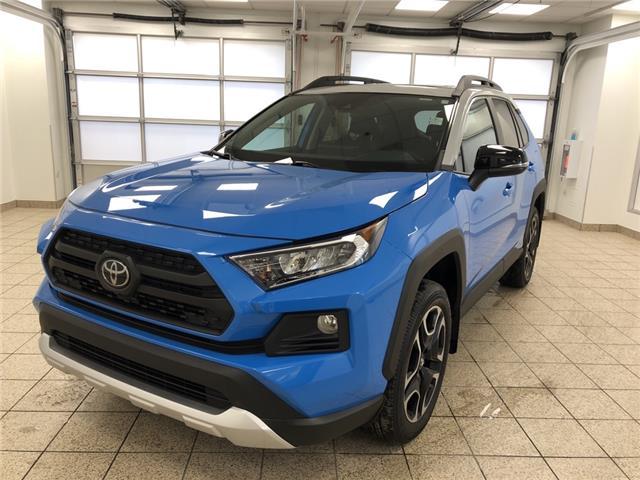 2019 Toyota RAV4 Trail (Stk: 3363) in Cochrane - Image 1 of 31