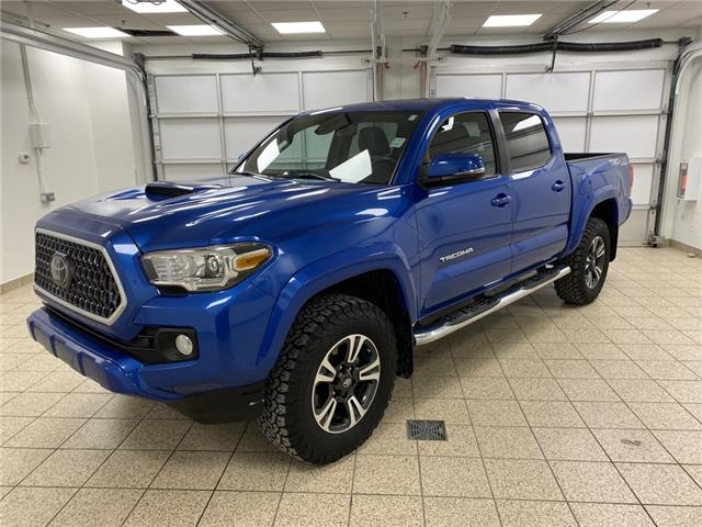 2018 Toyota Tacoma TRD Sport (Stk: 210133A) in Cochrane - Image 1 of 19