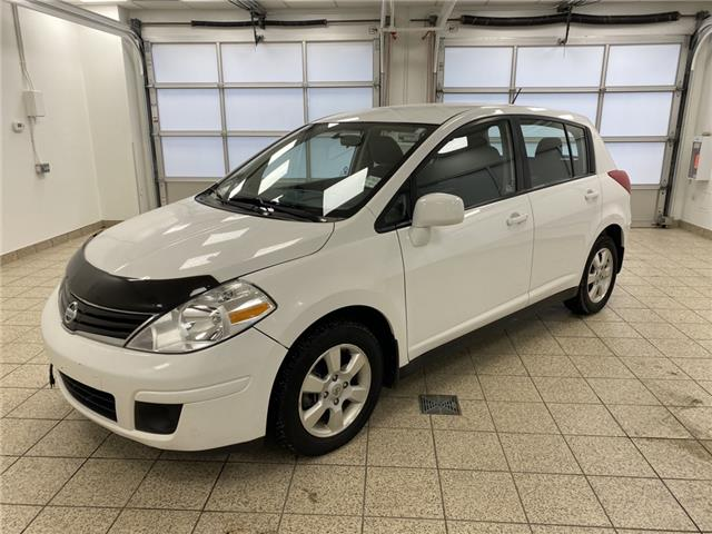 2012 Nissan Versa 1.6 SL (Stk: 210011A) in Cochrane - Image 1 of 19