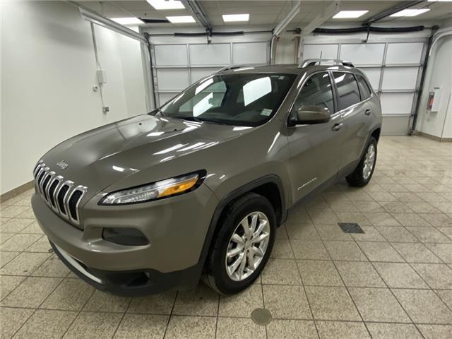 2016 Jeep Cherokee Limited (Stk: 210133C) in Cochrane - Image 1 of 20