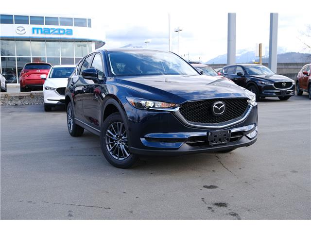 2020 Mazda CX-5 GS (Stk: 20M049) in Chilliwack - Image 1 of 27