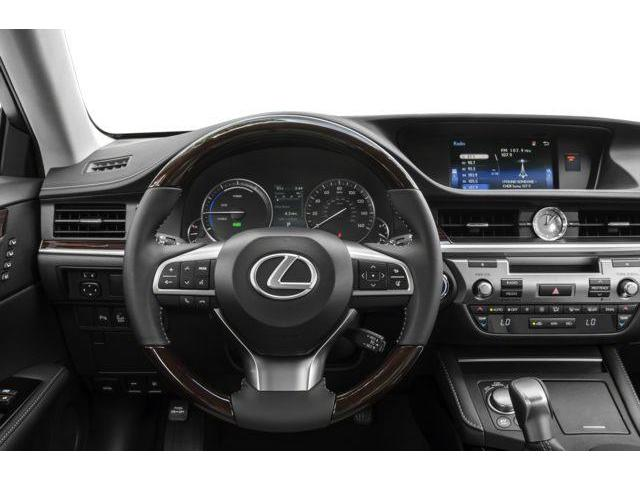 2016 Lexus ES 300h Base (Stk: 108552) in Brampton - Image 4 of 9
