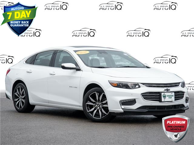2018 Chevrolet Malibu LT (Stk: 7236B) in Welland - Image 1 of 24