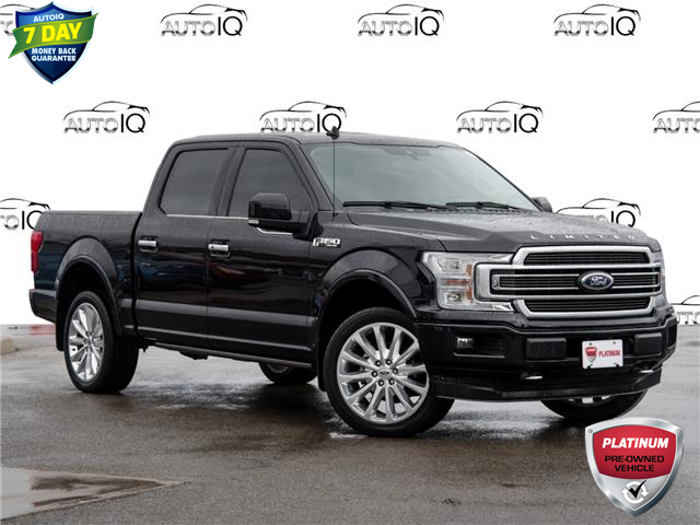 2019 Ford F-150 Limited (Stk: 3973) in Welland - Image 1 of 23