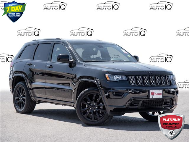 2020 Jeep Grand Cherokee Laredo (Stk: 4020) in Welland - Image 1 of 25