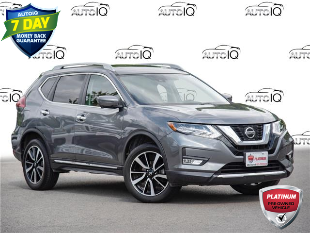 2018 Nissan Rogue SL (Stk: 4055A) in Welland - Image 1 of 21
